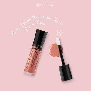 Mary Kay NouriShine Plus Lip Gloss Peach Glow